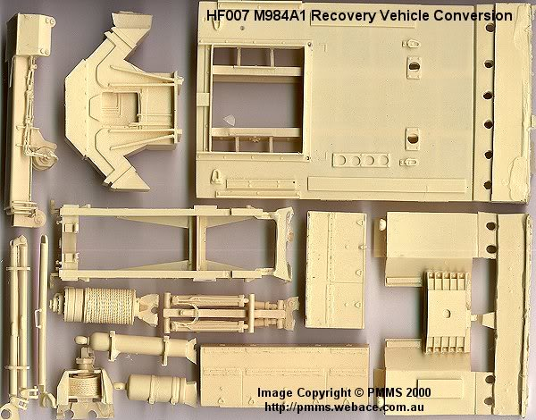 M984A1 RECOVERY VEHICULE Hf007_1