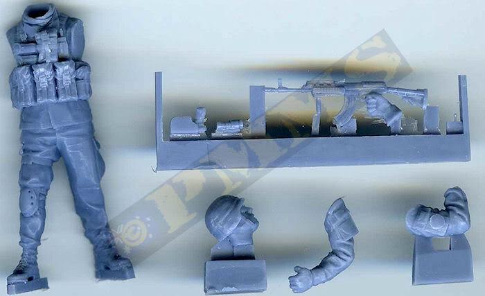 Figurines SKP Models Skp125