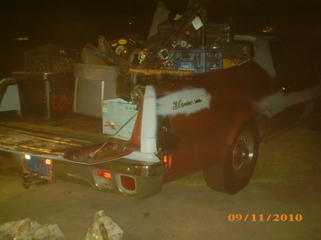 My poor work truck 9-21015