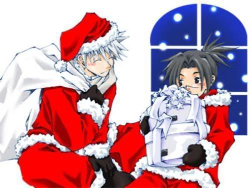 ~Feliz Navidad~ Galeria de Imagenes Navideñas~ Santanaruto1ne