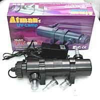 Where to buy UV-light? Atman