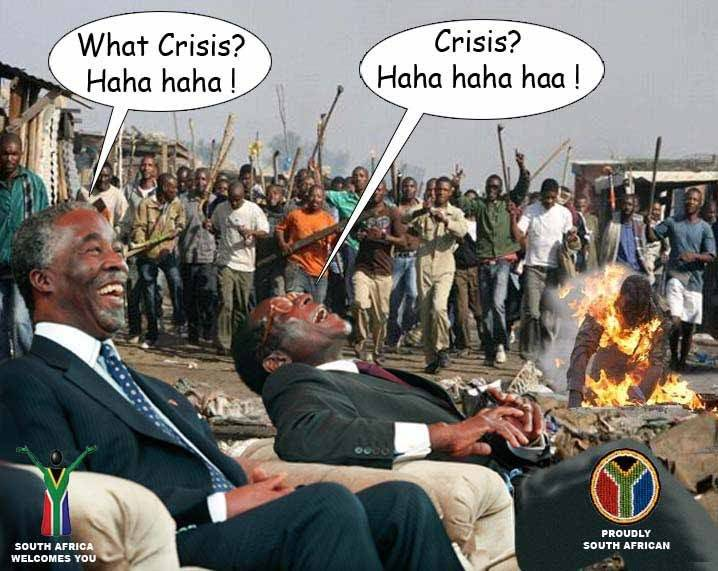 Relax, there is no crisis in Zim Crisis