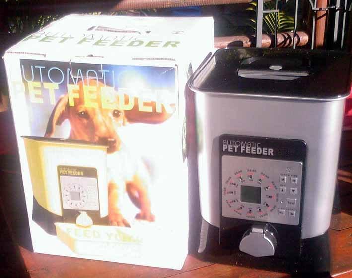 Automatic feeder unit Feeder1