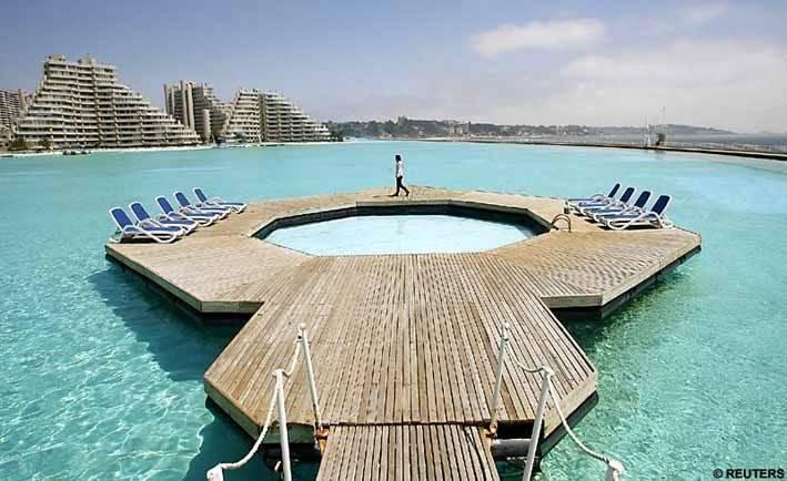 A nice pool to convert into a koi pond Pool