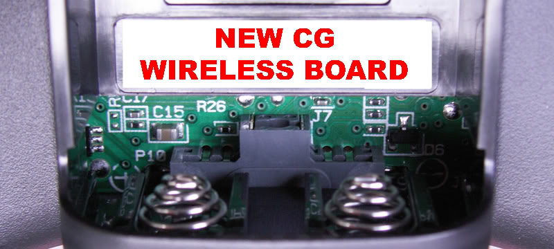 How to make a Rapid Fire Controller CGWirelessBoard