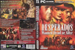 Desperados Wanted Dead Or Alive [Full ISO] [ESPAÑOL] Tapa-8