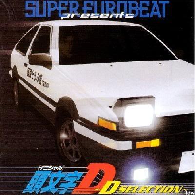OST DE INITIAL D DSelection
