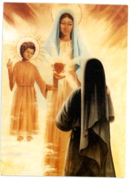 Niam Mab Liab Tshwm Sim nyob Fatima - Page 2 Dec101925TheChildJesusandOurLadyapp