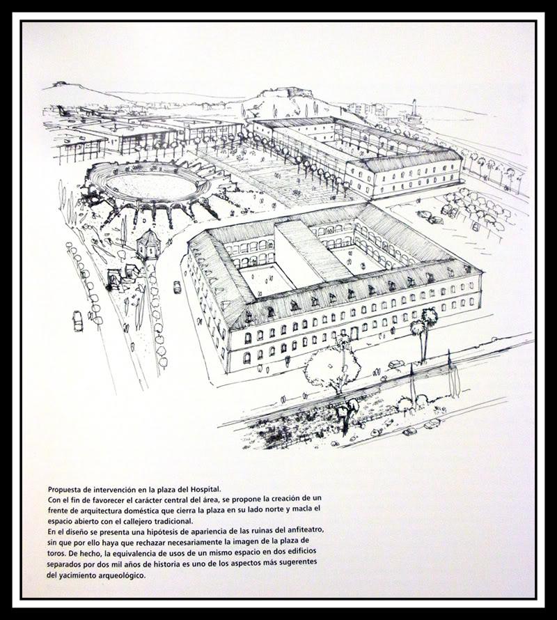 Anfiteatro Romano PLAZAHOSPITAL800