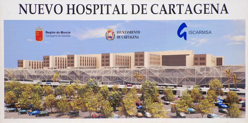 Nuevo Hospital General de Cartagena 070927HOSPITAL01