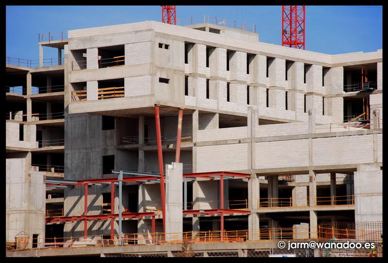 Nuevo Hospital General de Cartagena 070927HOSPITAL06