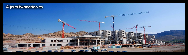 Nuevo Hospital General de Cartagena 070927HOSPITAL08