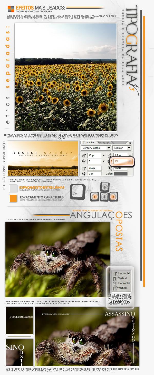 [Tutorial] Tipografia v.3, Dicas, Efeitos & Iluminação Tipo_luh_v3_2
