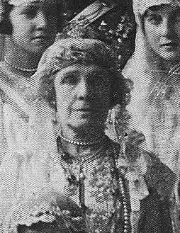 Boda SAR doña Isabel Alfonsa y el conde Zamoyski - Página 2 InfantaDoaEulalia