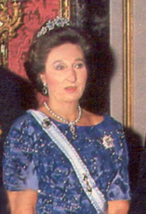Familia Real InfantaMargarita.Zafiros