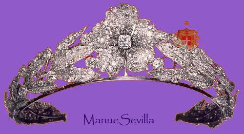 Fiestas y bailes anteriores a una boda real by Manuesevilla TiaraMJ.ms