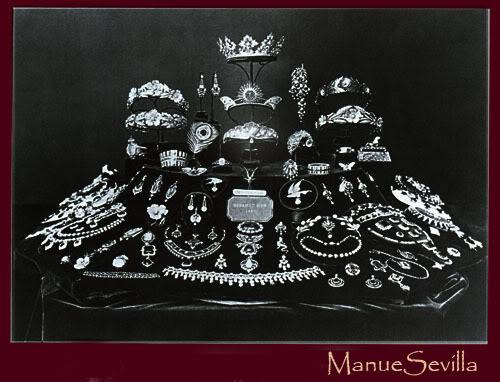 Fiestas y bailes anteriores a una boda real by Manuesevilla EscaparateExpoms.2