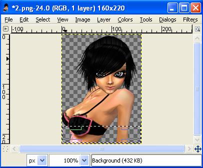 GIMP Tutorial Archive Grad02