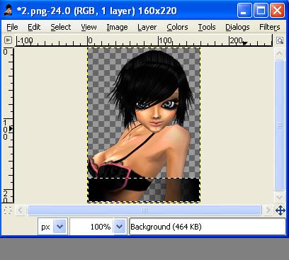 GIMP Tutorial Archive Grad04