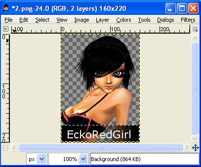 GIMP Tutorial Archive Grad05