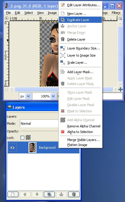 GIMP Tutorial Archive Shine