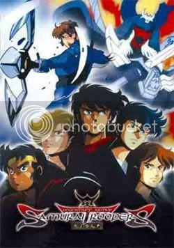 Ronin Warriors 1987