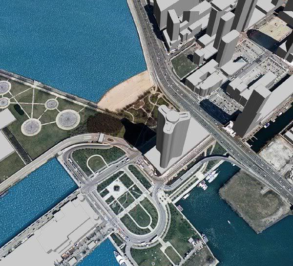 Google Earth Pro v4.1.7087 + Crack (2007 0_architecture2