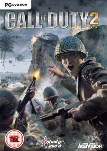 Call Of Duty 2 49576-forside