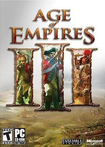 Age Of Empires III Box-2