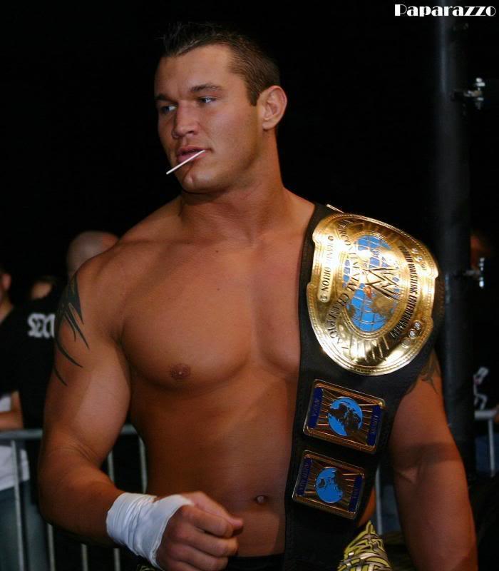 The Viper New Ic Champion  RKOYummy