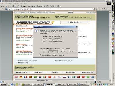 Megaupload Tutorials (Hướng dẫn download bằng Megaupload) D268ad4e