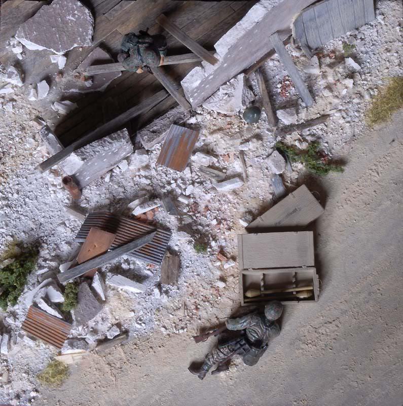 Grenadier aux champignons (1:35) Ruines2