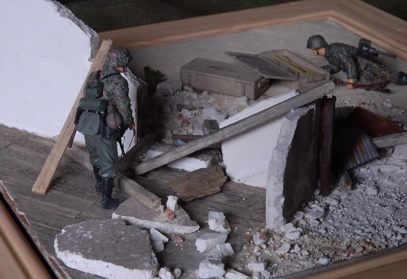 Grenadier aux champignons (1:35) Ruines3