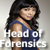 Head of Forensics