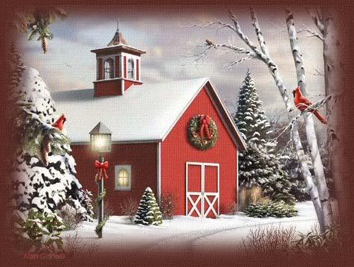 Layouts Navidad:: Holidaybarntop