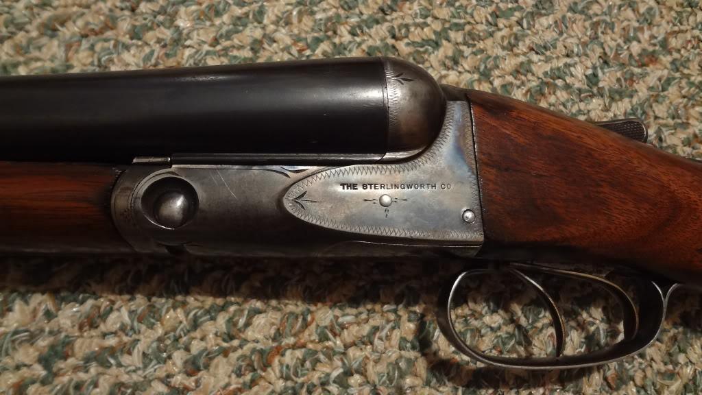 Any Brothers use or enjoy vintage shotguns? DSC00479