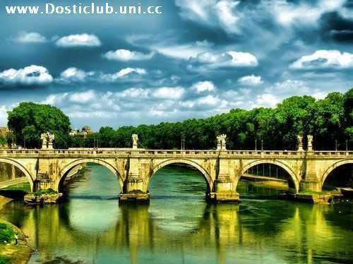 Wonderful Bridges Around The World...!! Amazingbridges20
