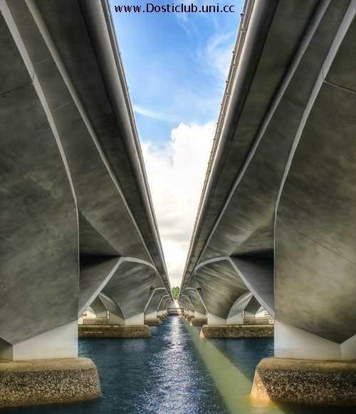Wonderful Bridges Around The World...!! Amazingbridges38