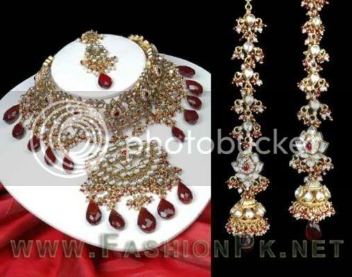 Bridal Jewellery...!! Je9