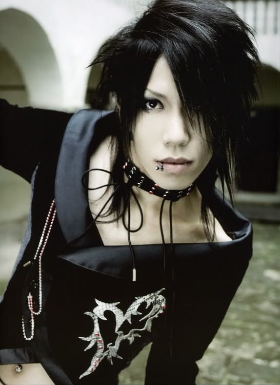 The GazettE Aoi10