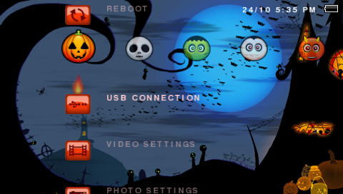 XMB|Halloween V2|PTF|3.71 M33 H