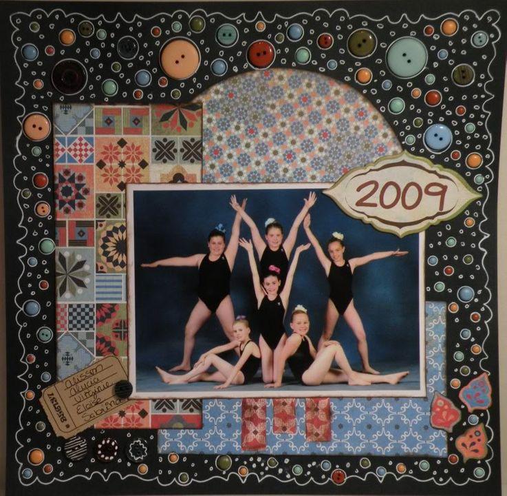 Glamotte - Galerie de juin - ajout de pages le 28 juin 2009