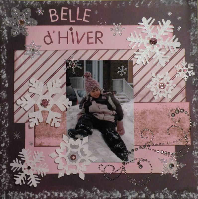 Thème d'hiver Belledhiver