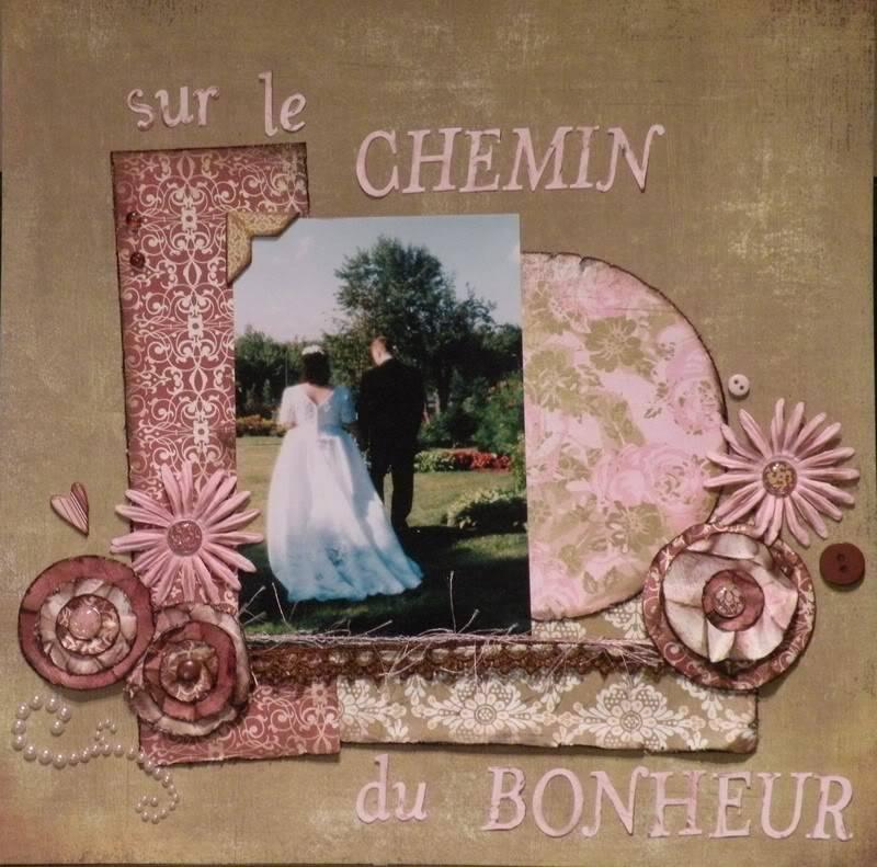 Thème Amour/Mariage Chemin