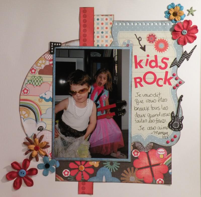 Glamotte - Galerie de juin - ajout de pages le 28 juin Kidsrock