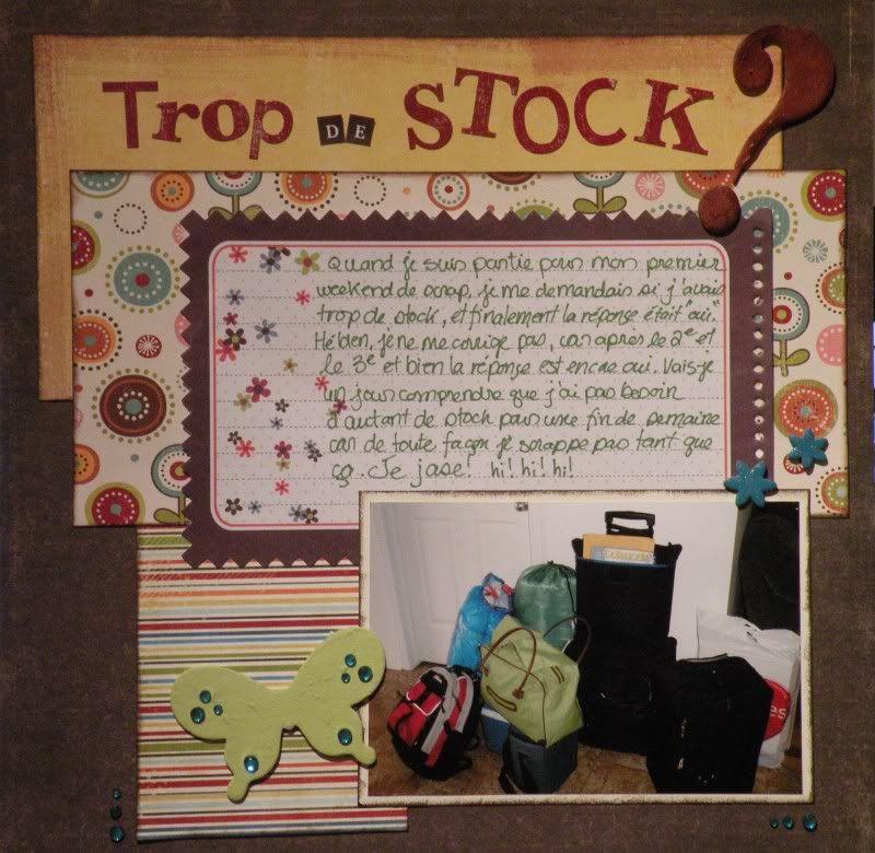 Défi de Mai 09 de Susie - Page 2 Stock