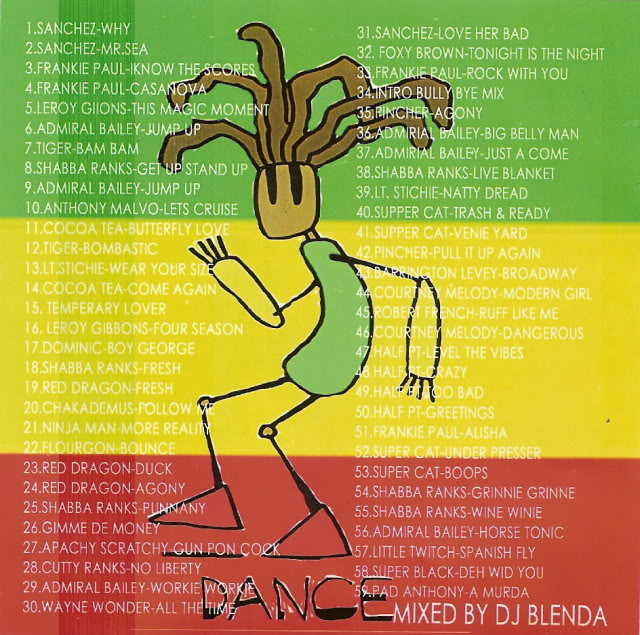Konquest Entertainment: 80's Reggae Mix!!! 30a6t1h1