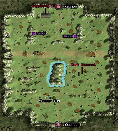 Tanwak Forest (Guan portal map) Tanwak