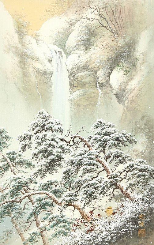 Hoạ sĩ Koukei Kojima - Thôn bản bốn mùa thanh bình DMC_078