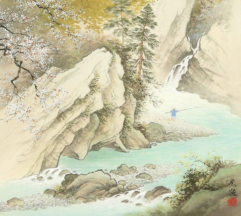 Hoạ sĩ Koukei Kojima - Thôn bản bốn mùa thanh bình DMC_08-1